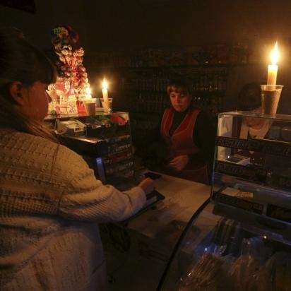 Віце-прем'єр Криму попросив його розстріляти, бо йому не подобається графік відключень світла