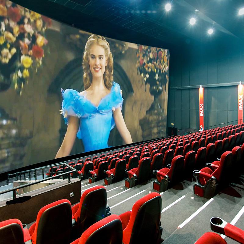 В українських кінотеатрах демонструватимуть фільми англійською(відео)