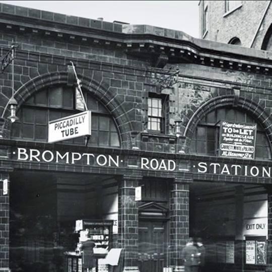 Журналісти з'ясували, що Фірташ придбав у Лондоні станцію метро(фото)