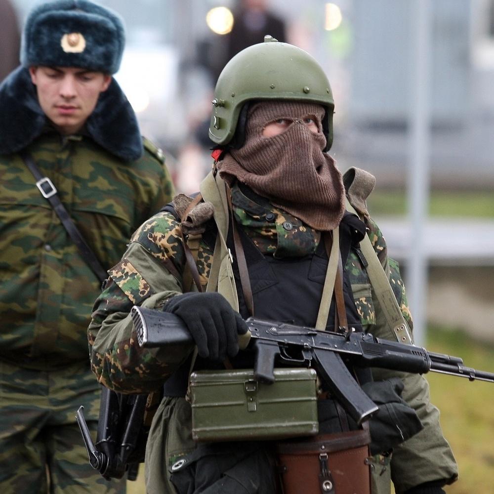Заблукавших російських солдат відправили додому (відео)