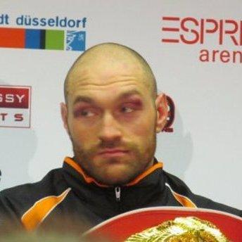 Ф'юрі надав відповідь щодо реваншу з Кличко