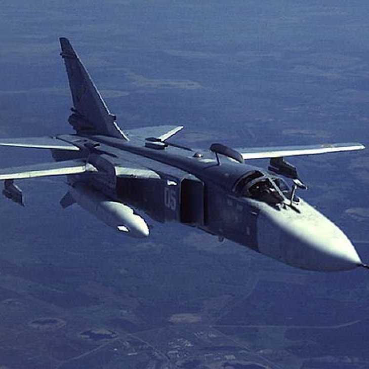 У Росії школярам запропонували зібрати кошти на новий СУ-24