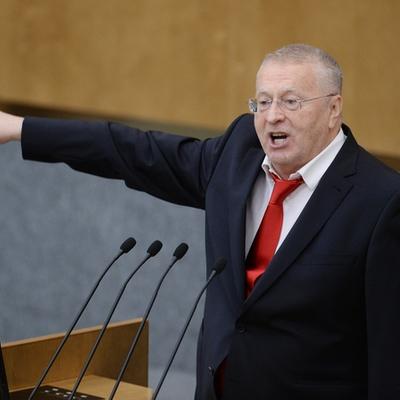 Жириновський пропонує відсвяткувати день розгрому турецької ескадри