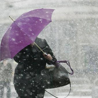 Гідрометцентр попереджає про погіршення погоди в Україні