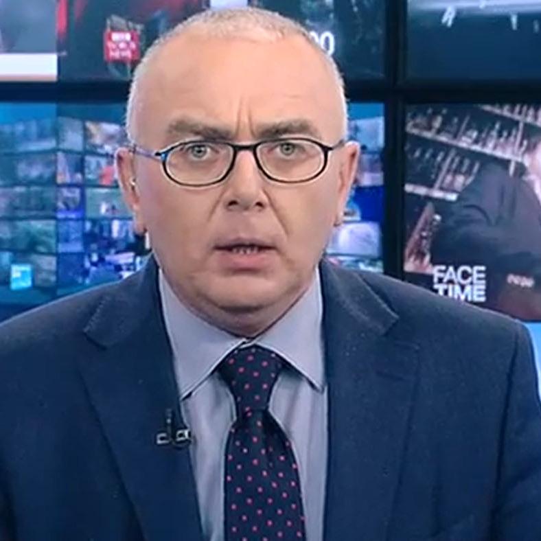 Відомий російський журналіст зізнався, що в нього ВІЧ-інфекція