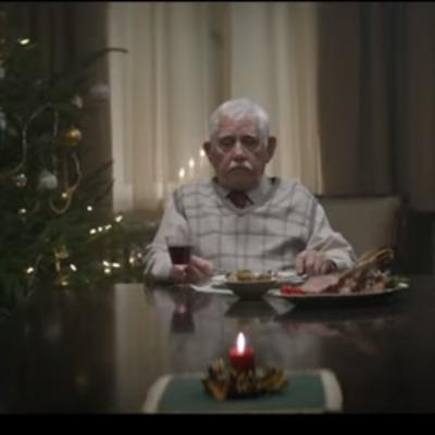 Зворушливий різдвяний ролик зібрав за кілька днів 20 млн переглядів (ВІДЕО)