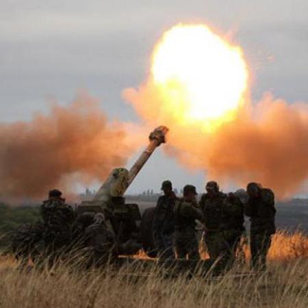 Протягом доби бойовики обстрілювали позиції ЗСУ з мінометів та БМП - Тимчук