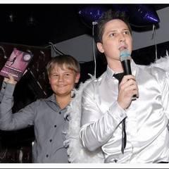 Київський прокурор влаштував малолітньому сину вечірку із зірками естради (фото)