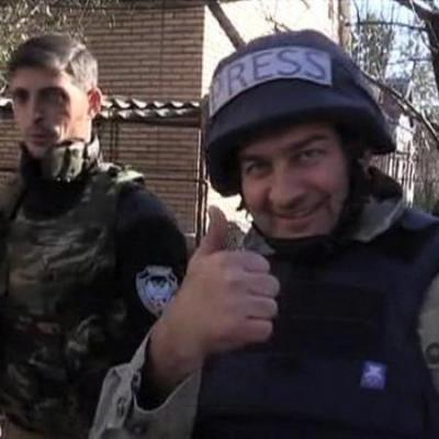 """Пореченков зібрався знову приїхати до """"ДНР"""""""
