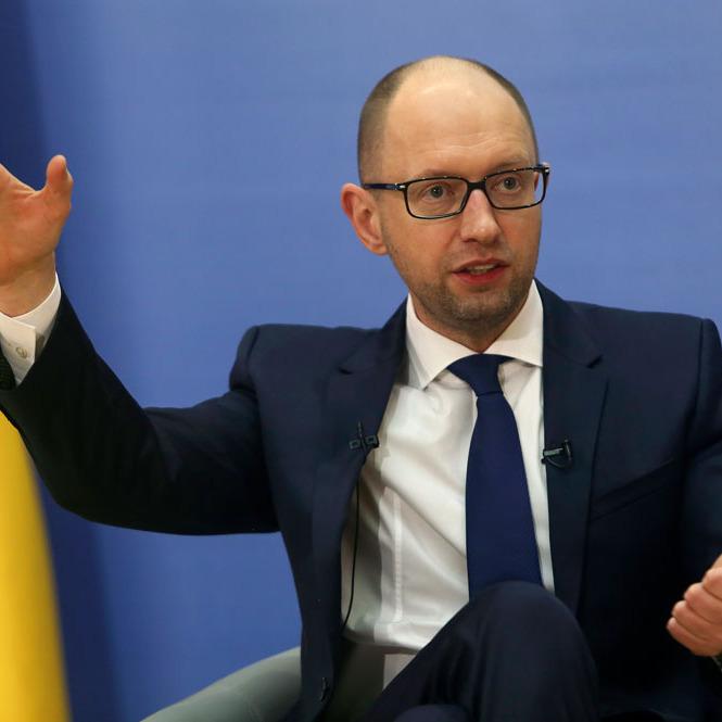 """""""За останні два роки українське військо здійснило потужний прорив"""", - привітання Яценюка"""