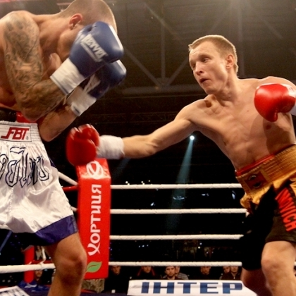 Український боксер отримав чемпіонський титул