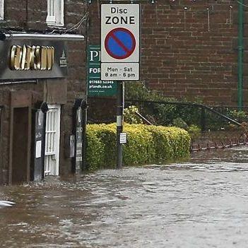 У Британії лютує шторм