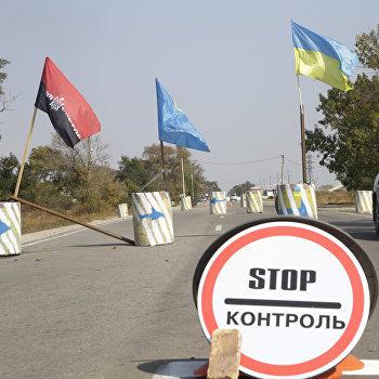 Для Криму готують ще два види блокади