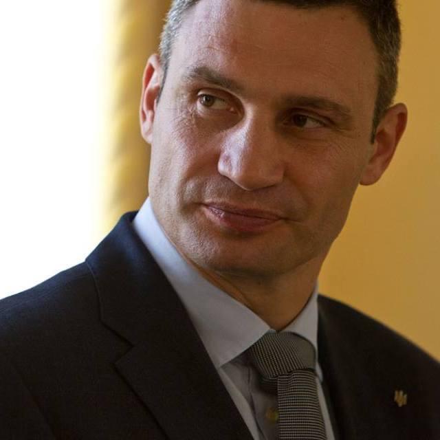 Віталій Кличко зустрівся з Джозефом Байденом