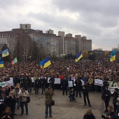 Семенченко та Соболєв погрожують владі протестами в Києві
