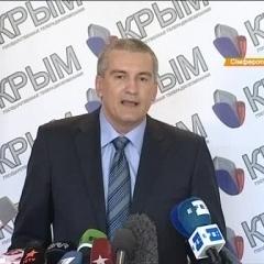 Крим не прийме електроенергію з України у випадку відновлення постачання - Аксьонов