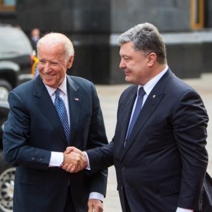 """""""Ми говорили про військово-технічну співпрацю"""", - Порошенко про зустріч з Байденом"""