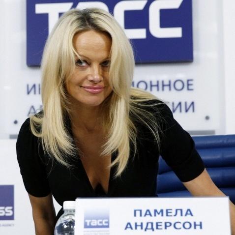 Памела Андерсон порадила росіянам, яку тварину потрібно обрати талісманом ЧС-2018