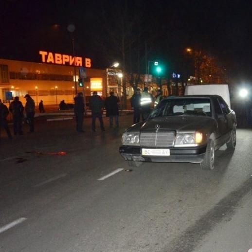 У Миколаєві 24-річний поліцейський збив пішохода