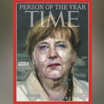 Ангела Меркель стала людиною року за версією Time