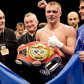 Український боксер, який претендує на пояс Кличка, отримає російське громадянство