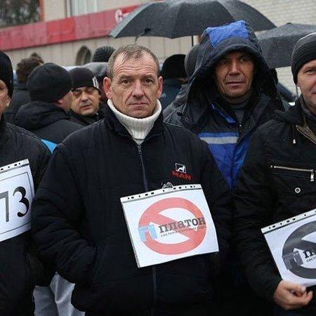 Далекобійники анонсували всеросійську акцію протесту