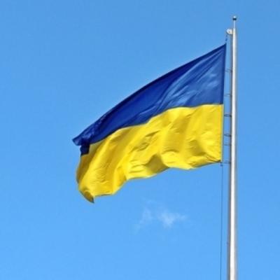 У Краматорську судили місцевих жителів, які вкрали і спалили українські прапори