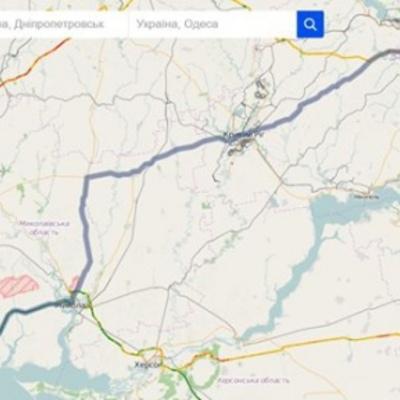 В Україні програмісти розробили навігатор, який враховує якість доріг