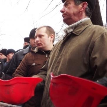 Сьогодні волинські гірники блокуватимуть українсько-польський перехід в Ягодині