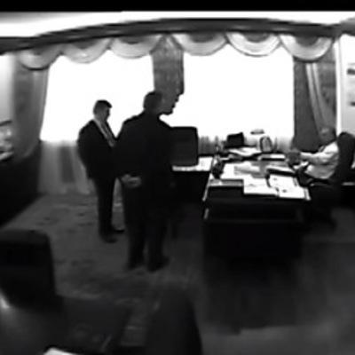 Прихована зйомка СБУ в кабінеті екс-заступника Авакова підтверджує корупційні схеми із залученням самого міністра (ВІДЕО)