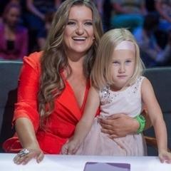 Наталя Могилевська здійснила мрію маленької дівчинки (відео)