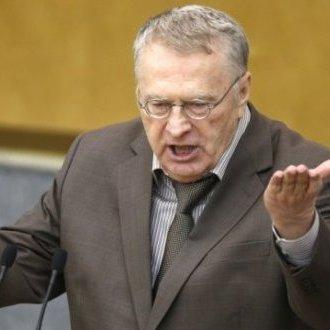 """Жириновський вимагає звільнити Тіну Канделакі за """"ображання росіян"""""""