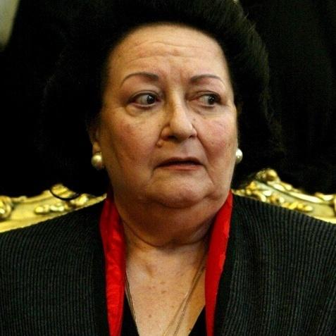 Монсеррат Кабальє отримала півроку в'язниці за шахрайство