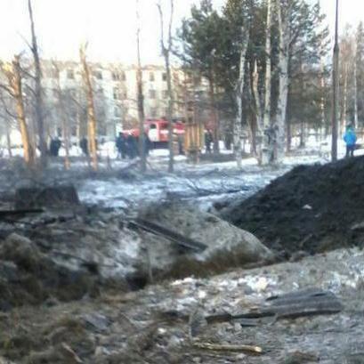 Перший поверх будинку, який зруйнувала крилата ракета в РФ, був заповнений малюками