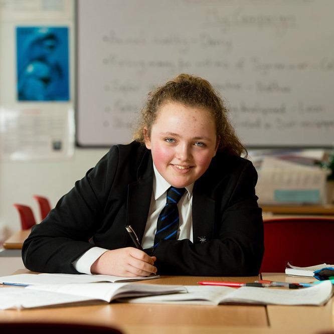 13-річна британська школярка перевершила Ейнштейна за рівнем IQ