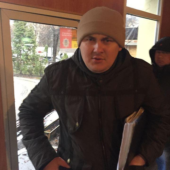 У Києві слідчі МВС заважали ліквідації незаконніх МАФів (фото)