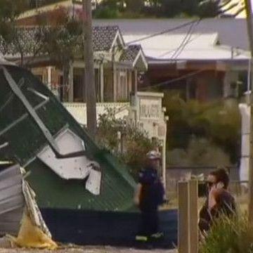 З'явилося відео торнадо, що пронісся над Сіднеєм