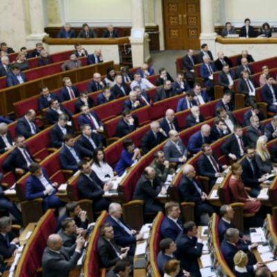 Депутати сьогодні не ухвалили жодних рішень щодо бюджету і податкового кодексу