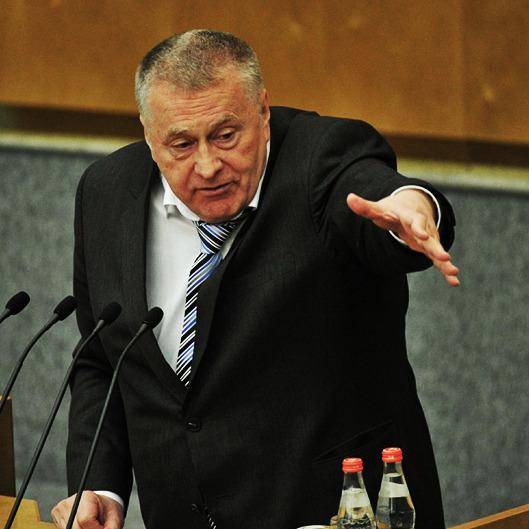 Шкіряк розповів, що Жириновський телефонував Авакову