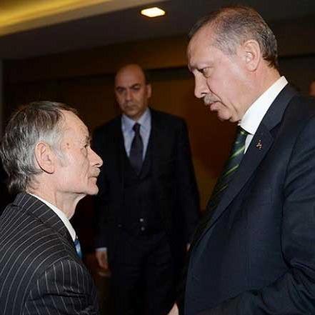 Джемілєв зустрівся з Ердоганом