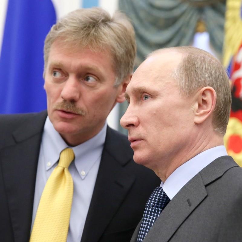 Пєсков пояснив, що мав на увазі Путін, зізнаючись про російських військових