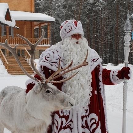 Головний Дід Мороз Росії планує відкрити резиденцію в Криму
