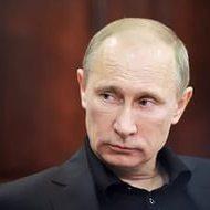 У Москві розклеїли жартівливі плакати про Путіна