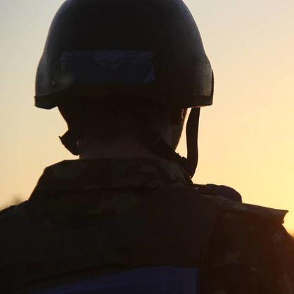 Боєць АТО привітав дітей з Днем Святого Миколая(відео)