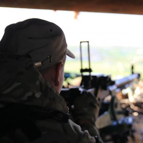 Українські бійці відбили атаку бойовиків під Троїцьким - штаб АТО