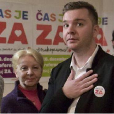 У Словенії проголосували проти легалізації одностатевих шлюбів