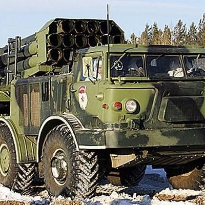 """Терористи підвозять до Донецька боєприпаси для """"Урагану"""" та посилюють свої позиції - ІС"""