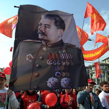 Російські комуністи хочуть відкрити Центр Сталіна