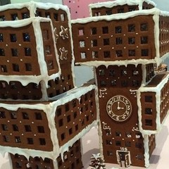 У Стокгольмі нагородили переможців змагання за кращий пряниковий будиночок (фото)