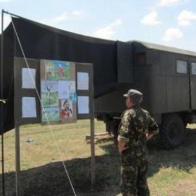 Українські бійці на полігоні вже другий тиждень не можуть отримати медичну допомогу